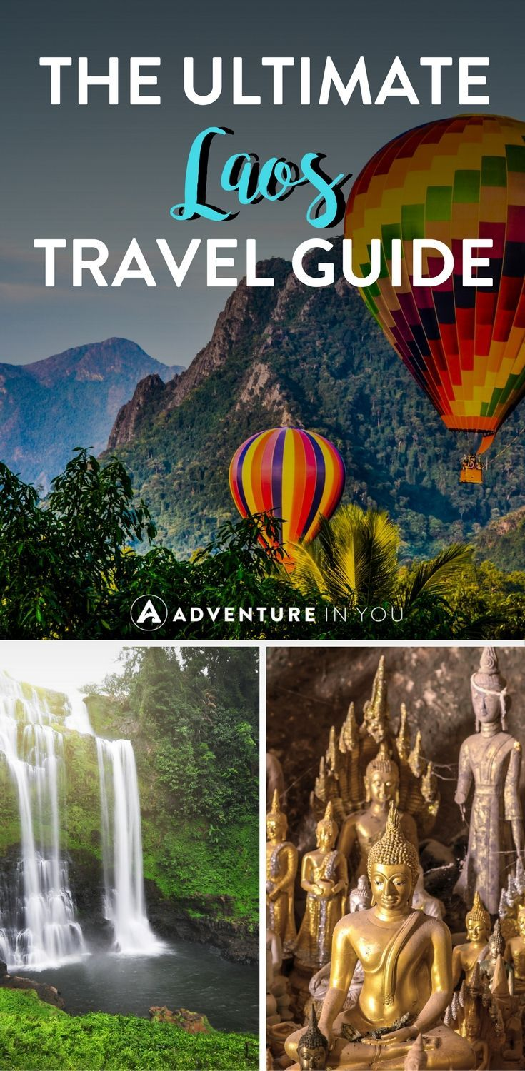 Laos Travel | Heading to Laos? Check out our ultimate Laos travel guide featuring where to stay in Laos, the best things to do in Laos, and more. #laos #travel