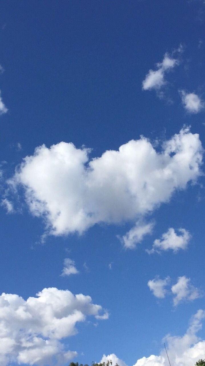 Blue Skies Please Like Or Reblog If You Use Blue Sky Wallpaper Blue Sky Photography Sky Aesthetic