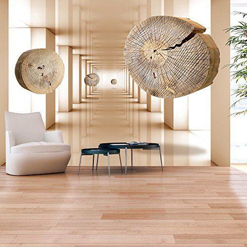 pin von kathi auf wohnzimmer fototapete tapete holz und. Black Bedroom Furniture Sets. Home Design Ideas