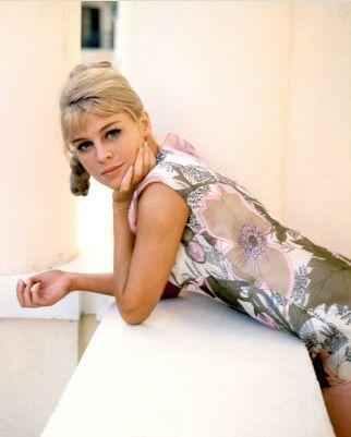"""Julie Christie in """"Darling,"""" 1965"""