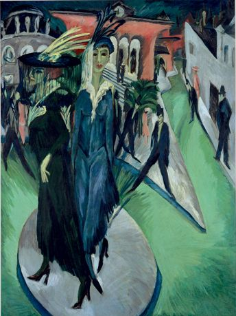 Although most of the modernart movements were centred in France in the early 1900s, one movement which was particularly reflective of the feelings ofyoung artistsat this time arose in Germany. G…