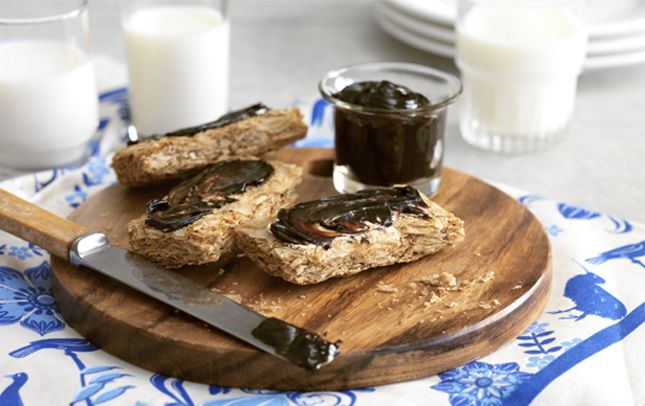 Marmite Weet-Bix combo Marmite Weet-Bix combo recipe. A tasty combination with two classic ingredients.