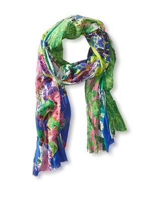 56% OFF Tolani Women's Digital Print Scarf, Floral