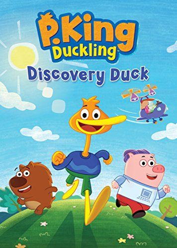 P King Duckling Discovery Duck Shout Factory Https Smile Amazon Com Dp B075dslvrs Ref Cm Sw R Pi Dp U X Iiddbbtb Ducklings Wonder Pets Disney Movie Rewards