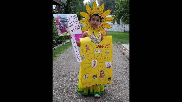 Fancy Dress Competition Ideas for Girls