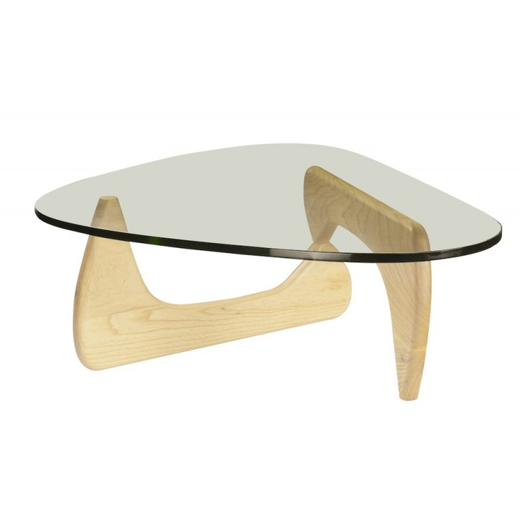 7 best Contemporary and cool glass and wood coffee and side tables