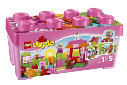 Lego Duplo 10571 – Große Steinebox Mädchen | Your #1 Source for Toys and Games