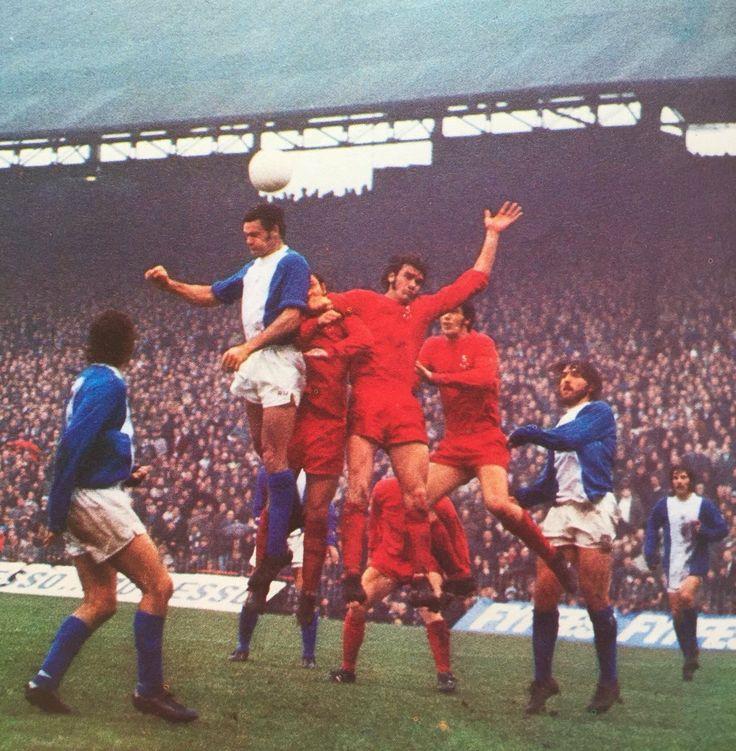 BCFC v Sunderland 16/10/1971  Div 2 (1:1) St Andrews