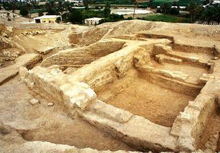 ArqueoLugares: JERICÖ neolítica. Tell Al-Sultan. Palestina.