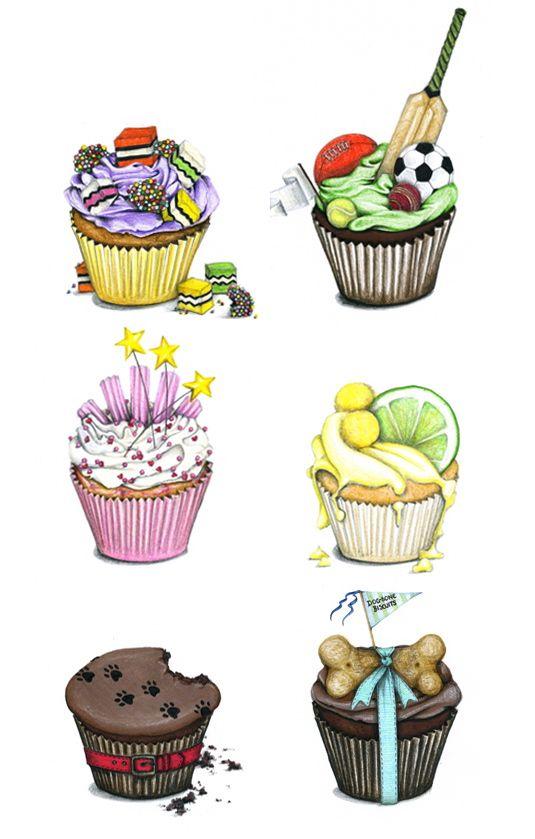 Marcy & Friends Cupcake Challenge