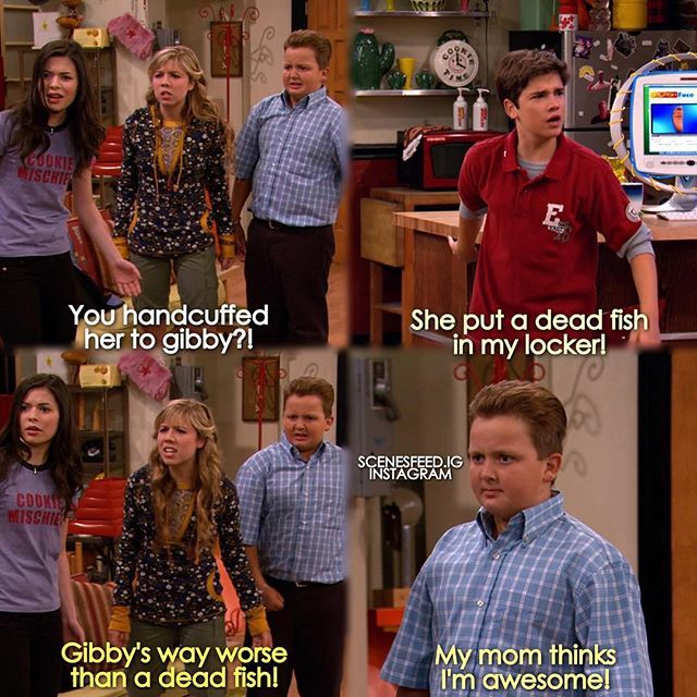 Poor Gibby