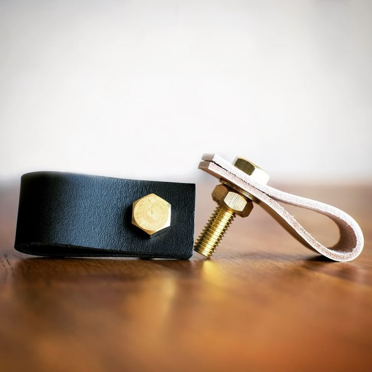 Brass and Leather Handles SOFIA AGARDTSON 90 kr/st (behöver 4 st)