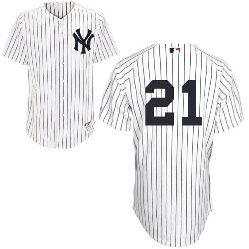 New York Yankees Authentic Paul O'Neill Home Cooperstown Jersey - MLB.com Shop