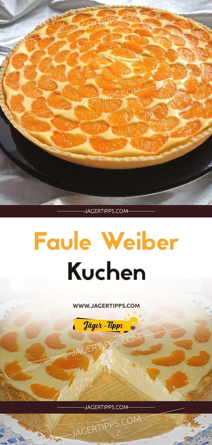 Faule Weiber Kuchen Rezept Faule Weiber Kuchen Kuchen Und Rezepte