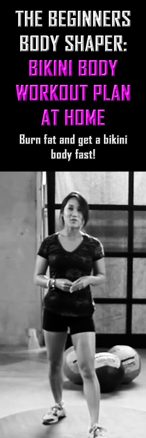 Burn fat & get a bikini body fast! #fullbodyworkout #beginnerworkout #bikiniworkout #getfit #toneup #fatburn