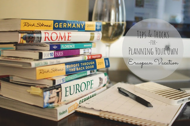 Tips & Tricks for Planning Your Own European Vacation // We Took the Road Less Traveled #blog #travel