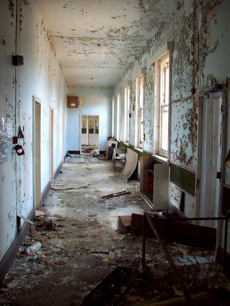 Rauceby Hospital, Rauceby, Lincolnshire