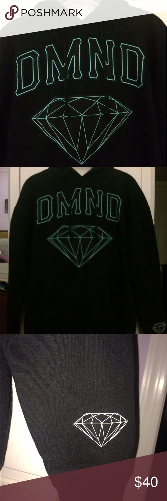 Diamond Supply Company Sweatshirt Diamond Supply Company Sweatshirt. Great condition. Diamond Supply Co. Tops Sweatshirts & Hoodies