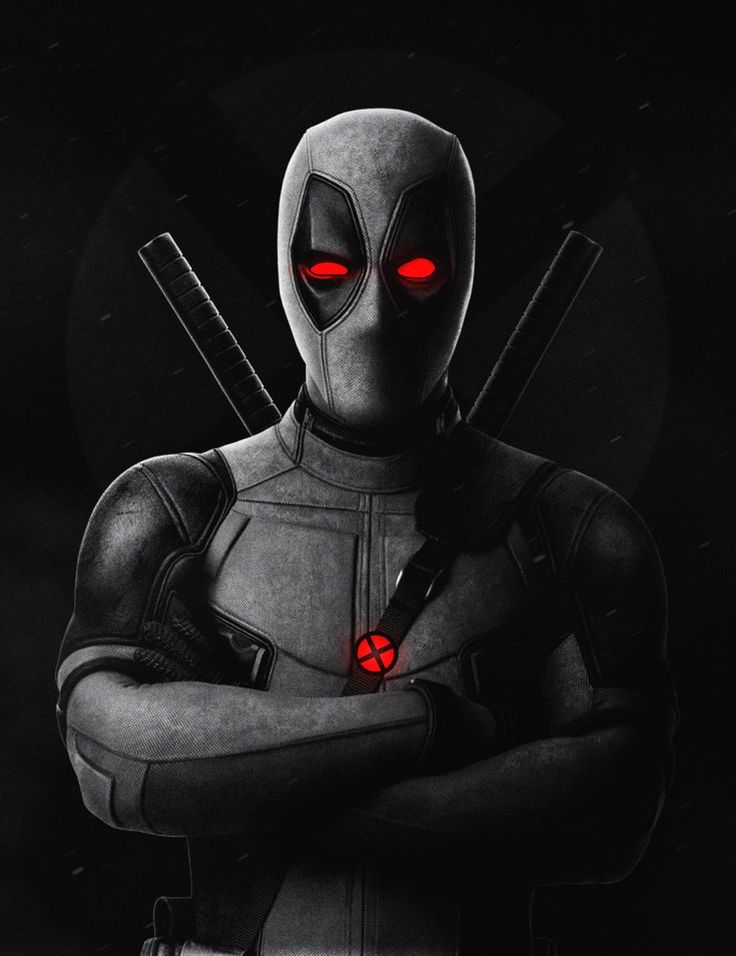 Deadpool Fan Art X Force By Jewishz