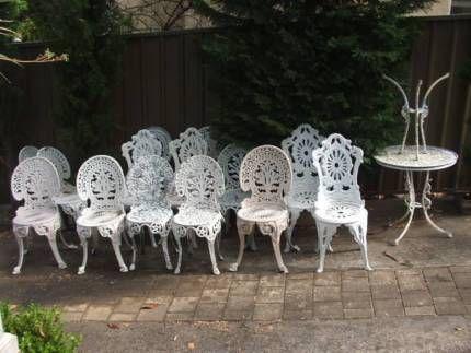 Garden Furniture Gumtree best 20+ victorian outdoor dining furniture ideas on pinterest—no