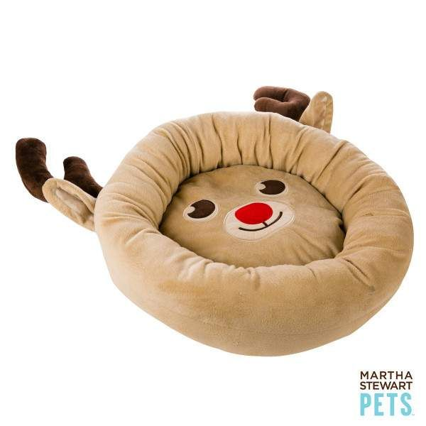 Petsmart Martha Stewart & Kong Dog Bed Clearance $5.97 Store Pickup YMMV #LavaHot http://www.lavahotdeals.com/us/cheap/petsmart-martha-stewart-kong-dog-bed-clearance-5/62382