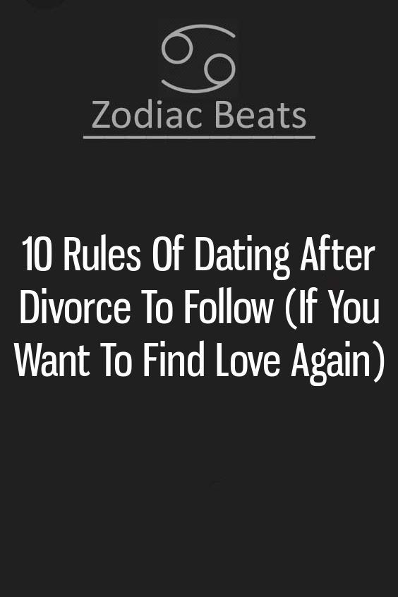 Rules for dating when you are past 60