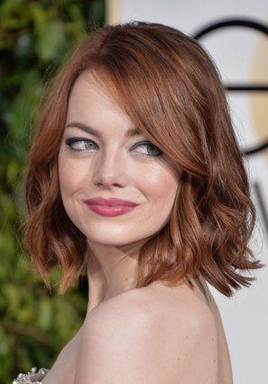Cheveux : le carré flou est toujours au top de la tendance et ça Emma l'a bien compris...