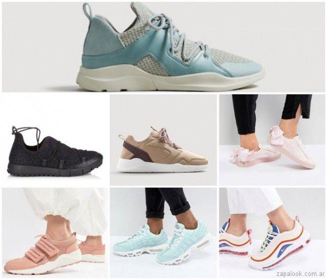 selección premium a3fb7 bf90e Tendencias : calzados de moda primavera verano 2019 ...