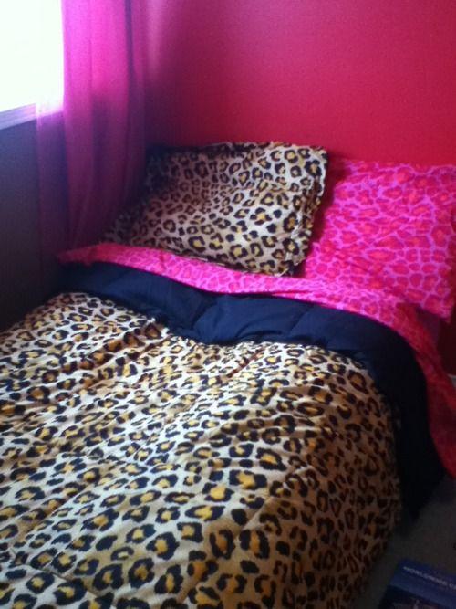 25 Best Ideas About Leopard Print Bedding On Pinterest