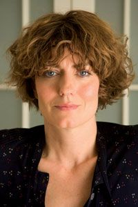 The actor Anna Chancellor lives in Acton and makes a mean Devonshire cream tea.