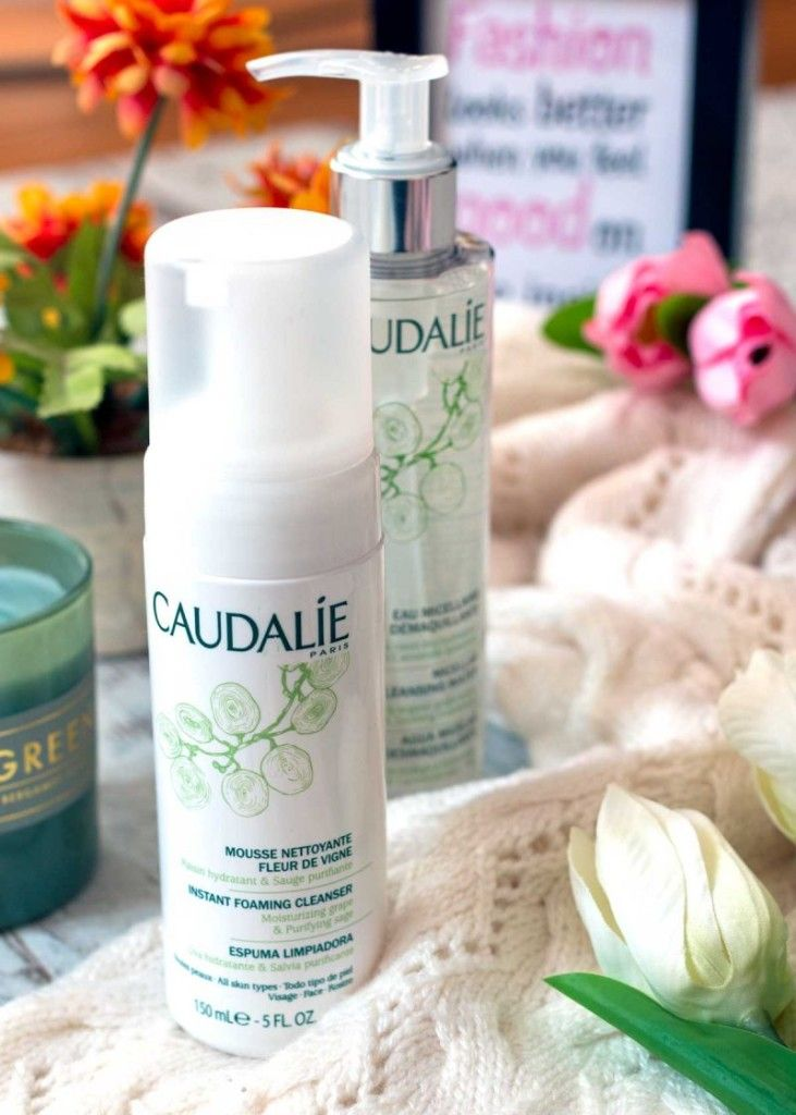 Review: New Caudalie cleansers for all skin types http://www.happilychic.com/en/caudalie-cleansers-review/I know you guys love Caudalie because you comment on my Instagram pics every time I post some of their products. And it makes total sense, after all Caudalie is one of the very best …