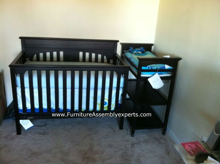 Target Baby Crib And Changing Table Assembled In Fort Washington MD By Furniture Assembly Experts LLC