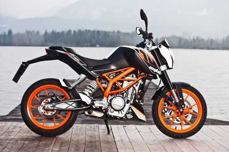 KTM Duke 390 | Base Price 4,990