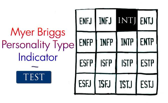 Take our Myer Briggs free test to discover your MBTI type. Of every MBTI test online, you'll find this one to be refreshingly short and simple!