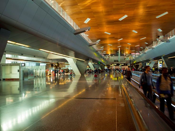 D O H A: HAMAD INTERNATIONAL AIRPORT