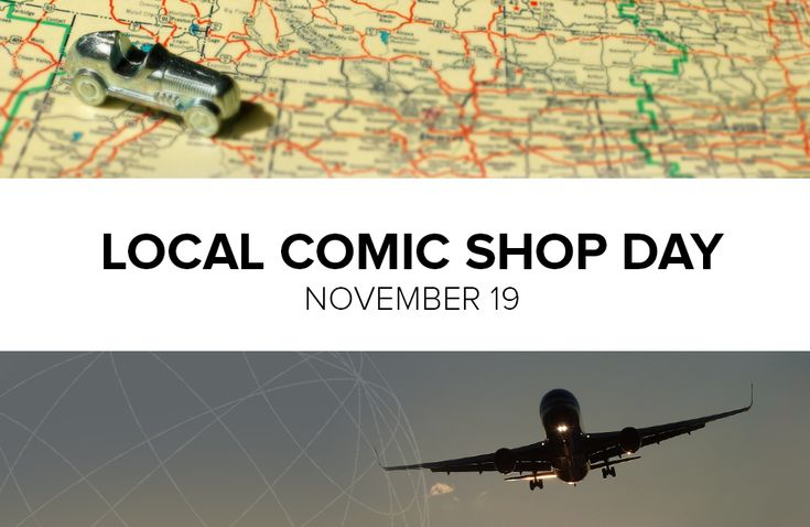 November 19 marked the 2016 edition of Local Comic Shop Day. In recognition of a day created to celebrate independently-owned shops, we want to share nine (yep, nine) favourite comic book shops from our travels and some of the shops on our list of places to visit.  #comics #comicbooks