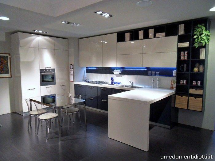 51 best cucine images on pinterest | modern kitchens, contemporary ... - Cucina Febal Light La Qualita Accessibile