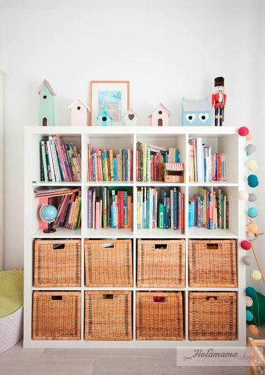 Las 25 mejores ideas sobre muebles en pinterest y m s - Ikea estanterias ninos ...