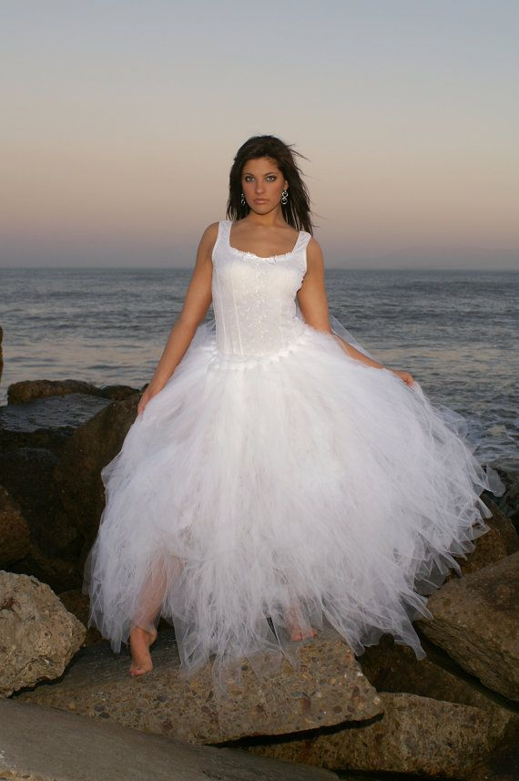 Adult Size Tutu Tulle Skirt For Photography Prop Or
