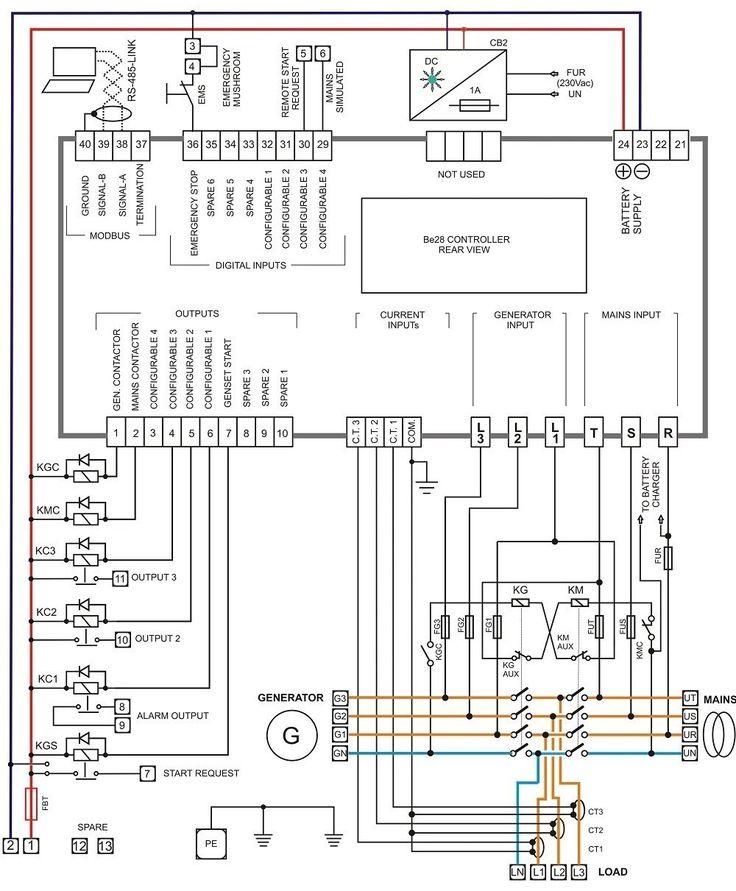 Circuit Diagram Lights In Citroen C3, Citroen C3 Wiring Diagram