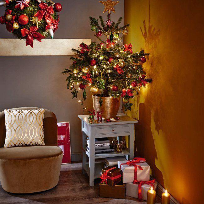 Ozdoby bożonarodzeniowe do salonu – 9 trendów