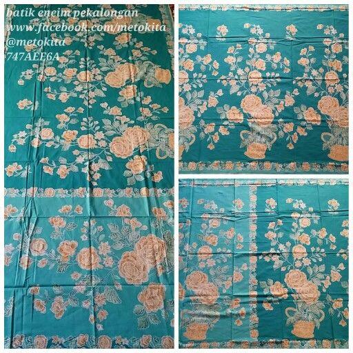 """#batik #encim pekalongan. Soft cotton """"primis"""". Visit www.facebook.com/metokita fo more"""