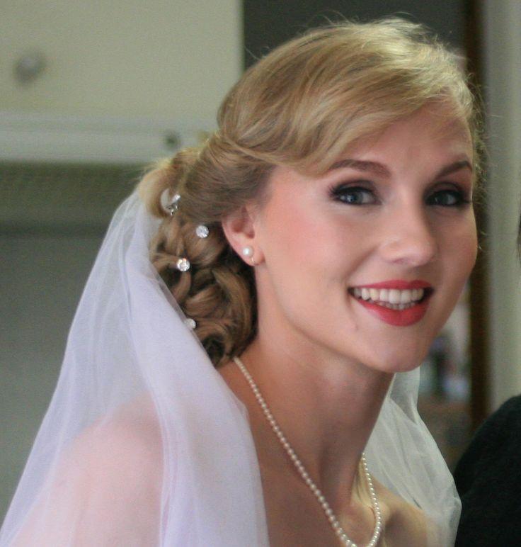 Wedding makeup and hair by ketty Lay http://kettylay.wordpress.com http://www.facebook.com/kettylay