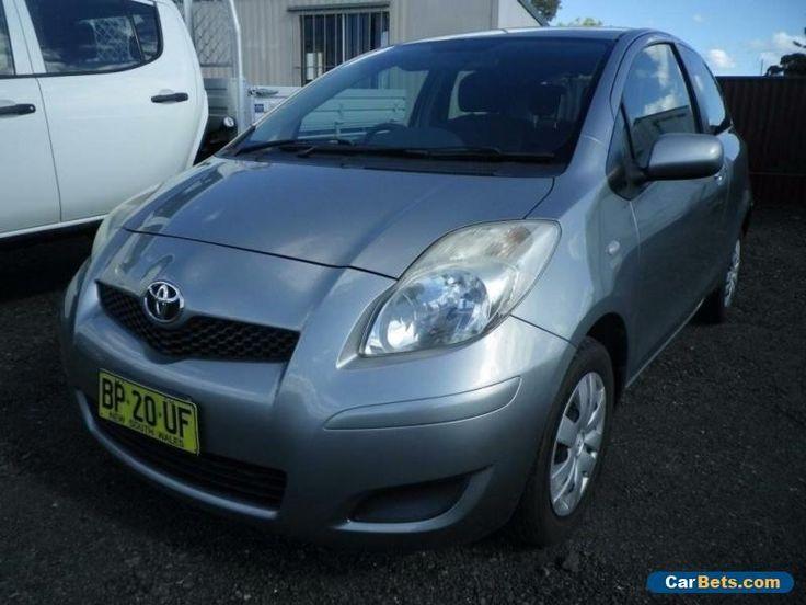 2008 Toyota Yaris YR 1.3 VVT-I AUTOMATIC Grey Automatic A Hatchback #toyota #yaris #forsale #australia