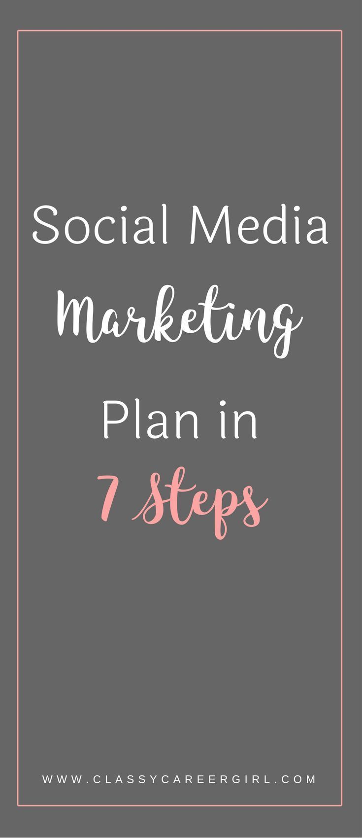 The key to creating your social media marketing plan is to remember that it's not justaboutposting content everywhere, but instead to be strategic