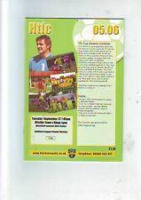 Hitchin Town v Kings Lynn 27/9/05