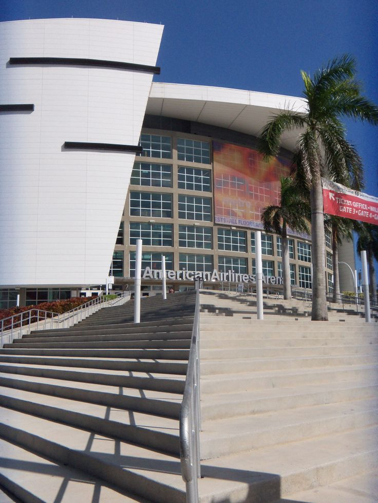 American Airlines Arena 601 Biscayne Blvd American