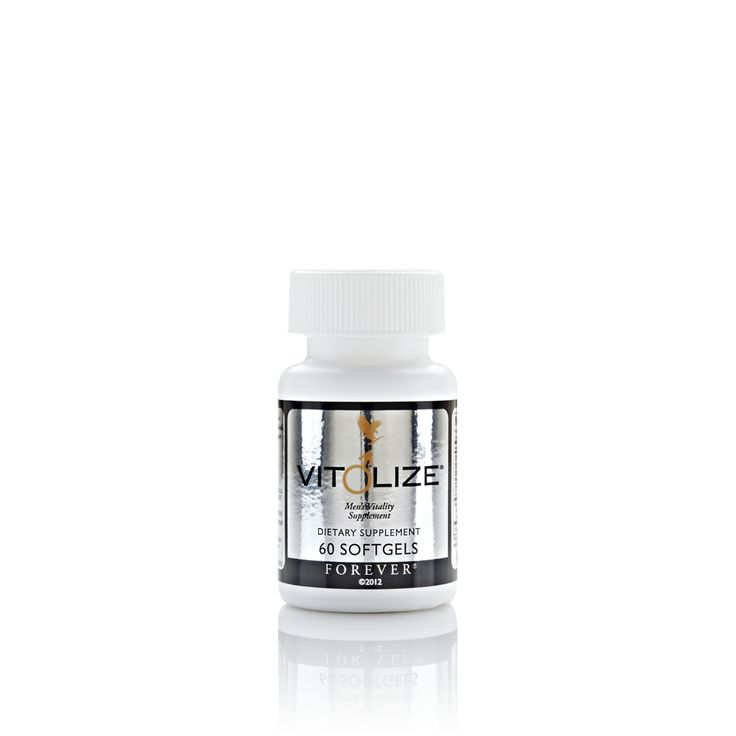 Vit♂lize™ Men's - Vit?lize?, combined with a healthy diet and exercise, offers a natural solution to support prostate health and men's vitality.
