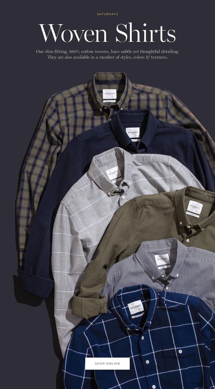 Saturdays Surf NYC: New: Fall 2015 Hats & Shirts | Milled