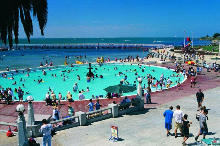 Eastern Beach, Geelong. Australia